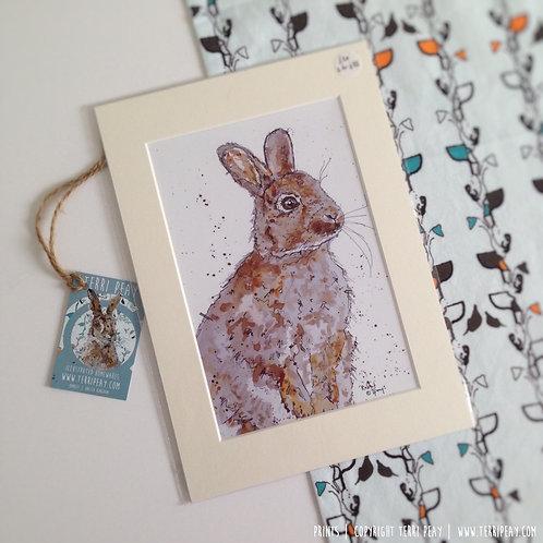 'Rabbit' Print