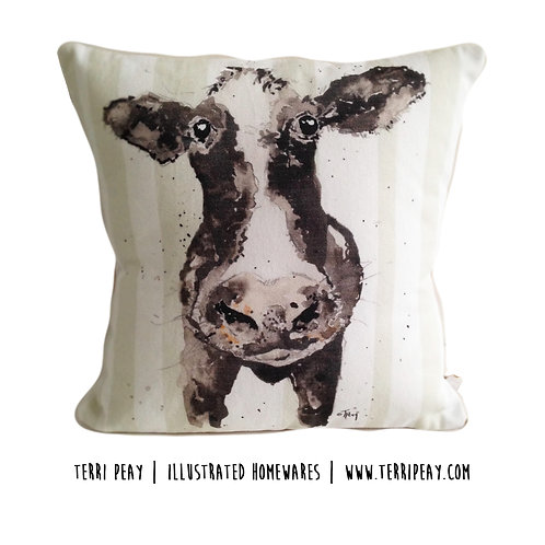 'Cow' Cushion