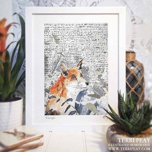 'The Gazing Fox'