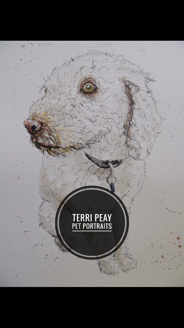 'Alba' By Terri Peay