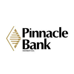 Pinnacle Bank sponsor logo