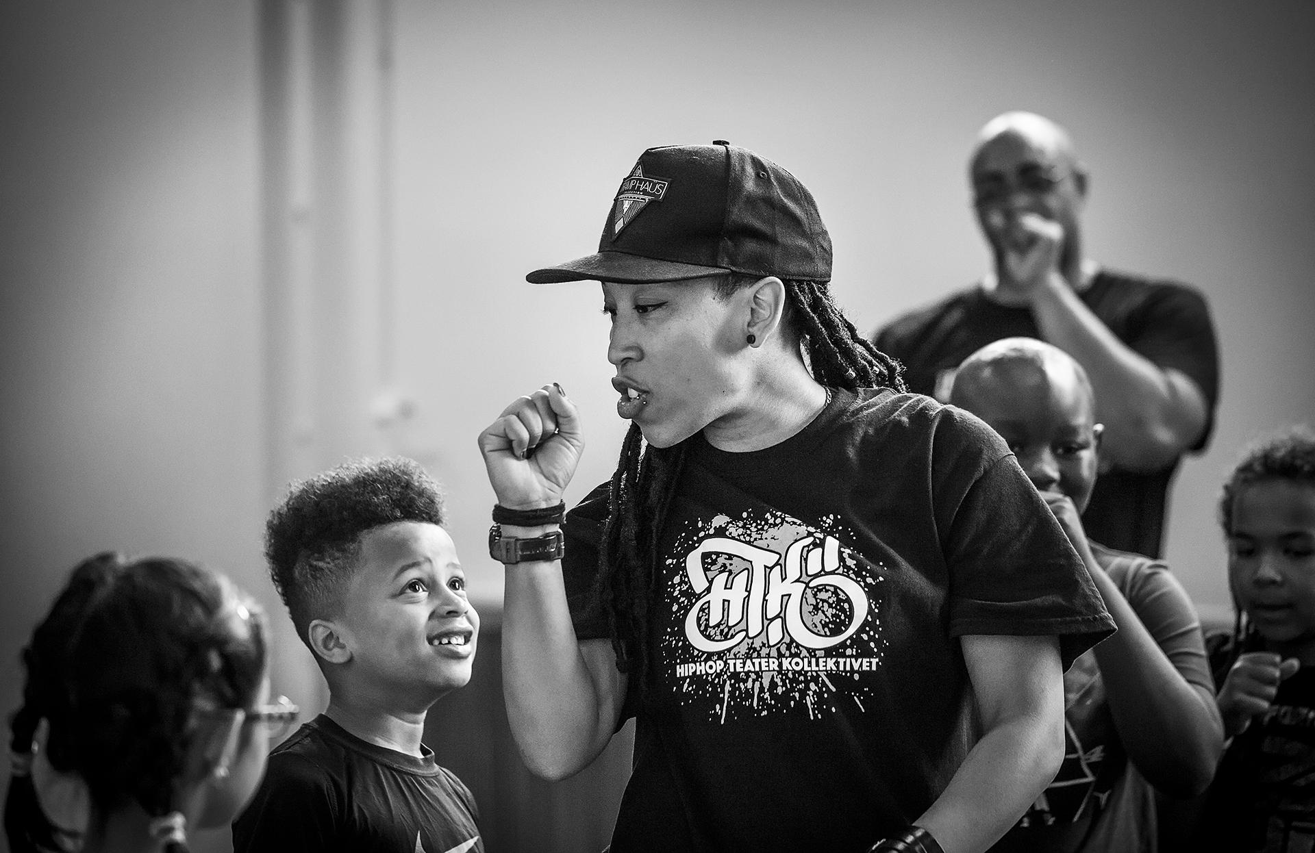 Hiphop Teater Kollektivet 6