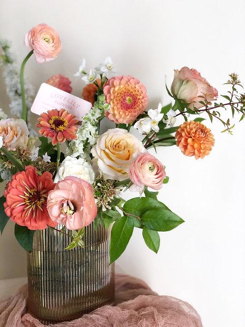 Floral Arrangement: Big & Bountiful