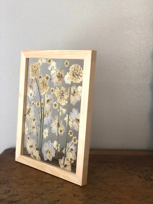 Wooden Frame: Meadow