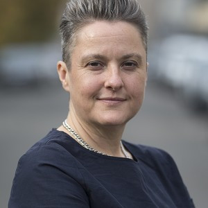 Laura Willoughby MBE