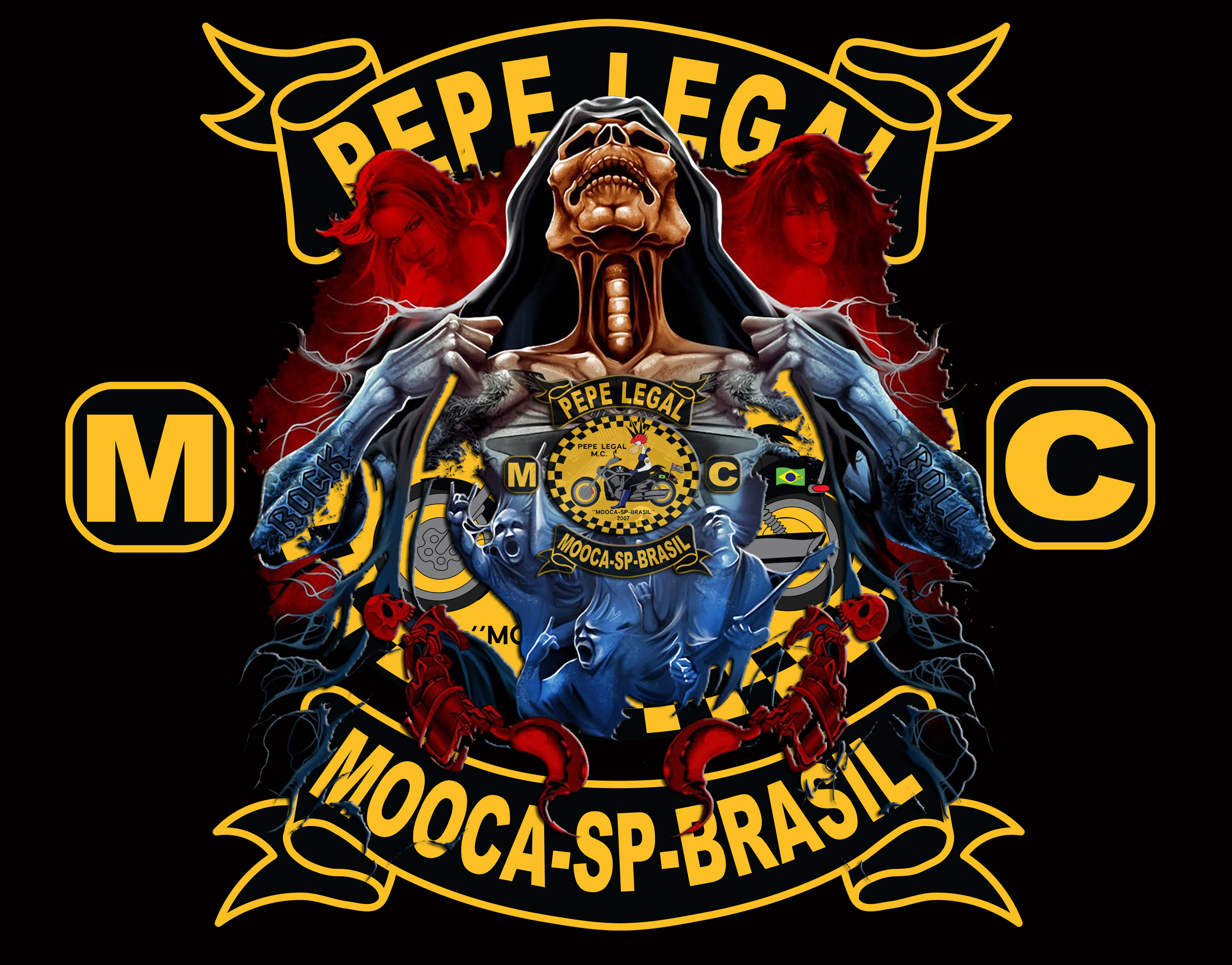 Rock-Metal Pepe Antigo