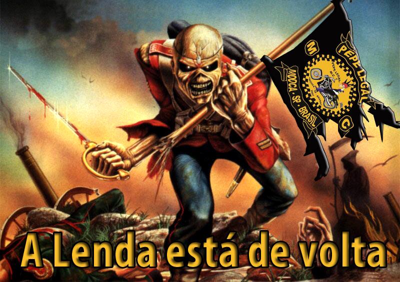 Iron Pepe 2 Antigo