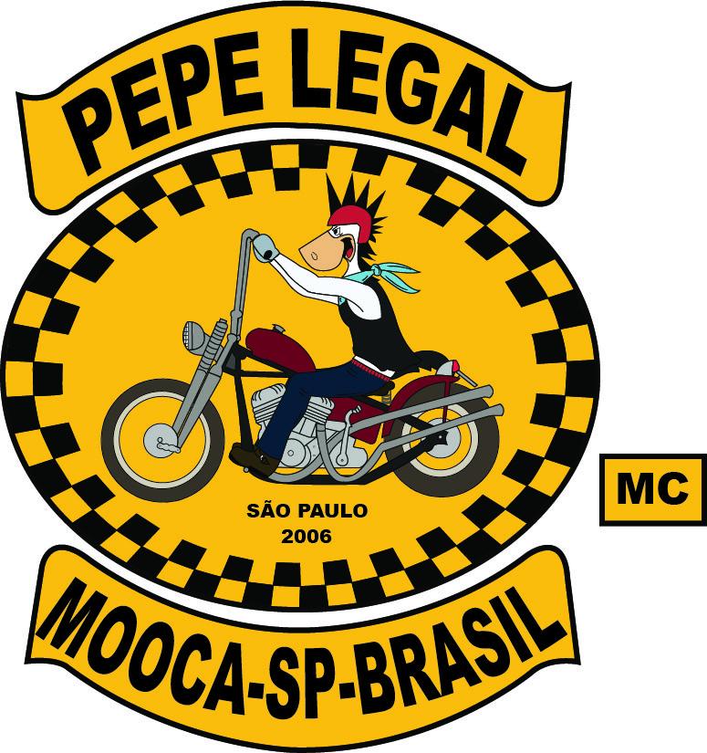Brasão Oficial Pepe Legal