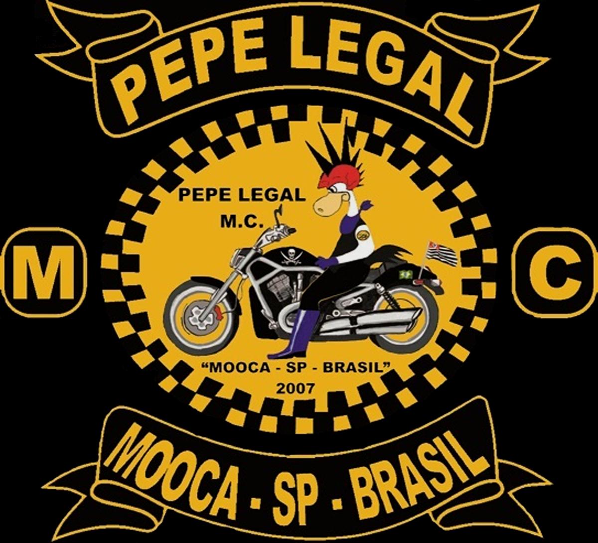 1˚ Brasão Pepe Legal