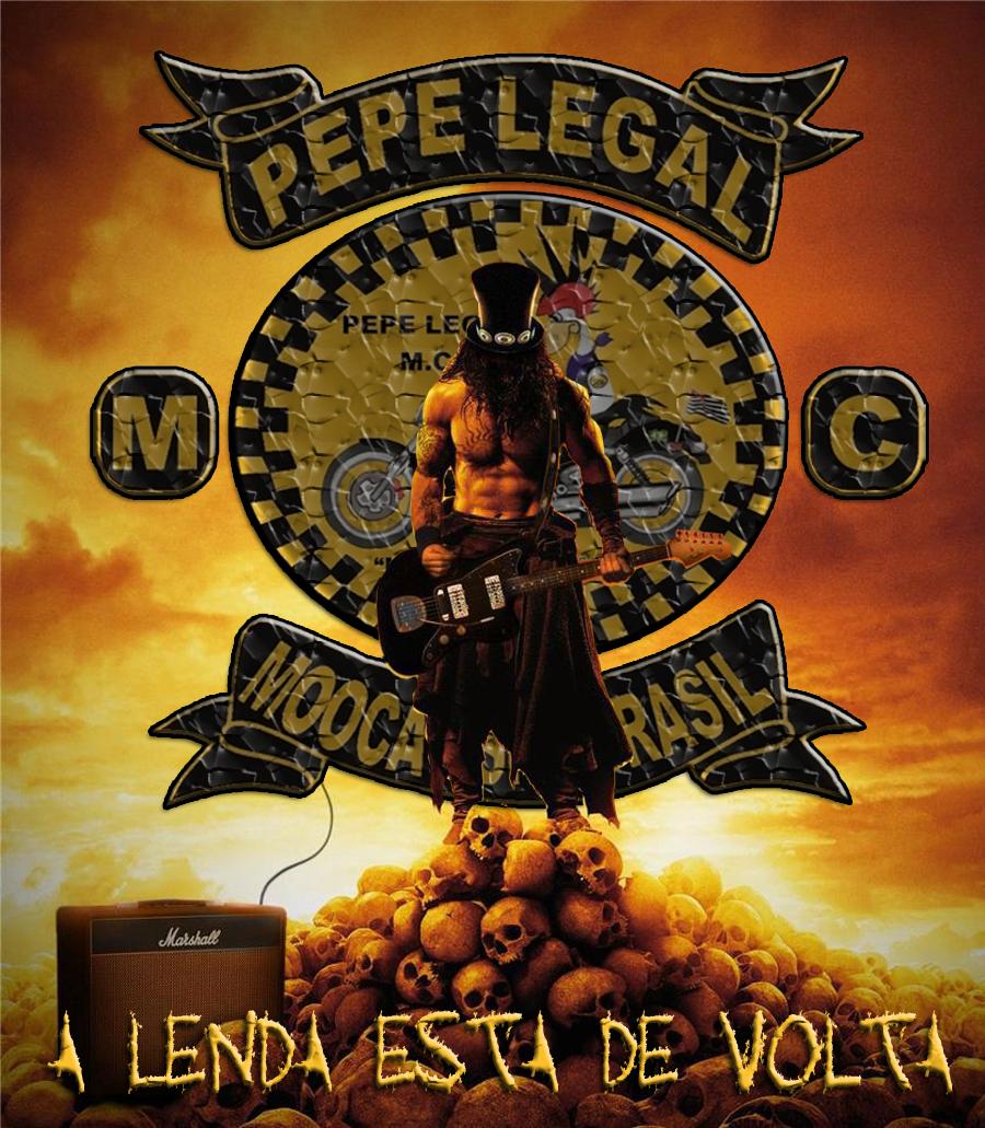 Pepe Rock Antigo