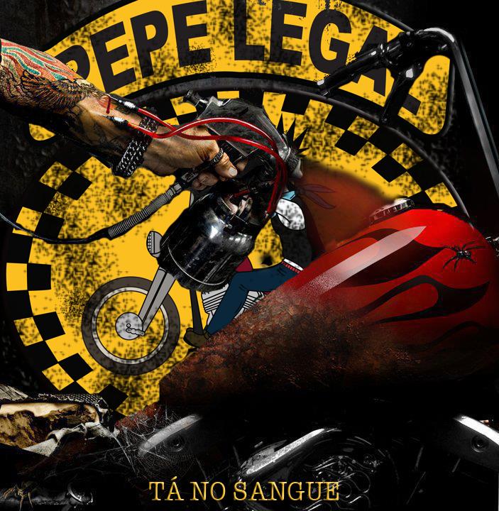 Sangue Pepe Legal