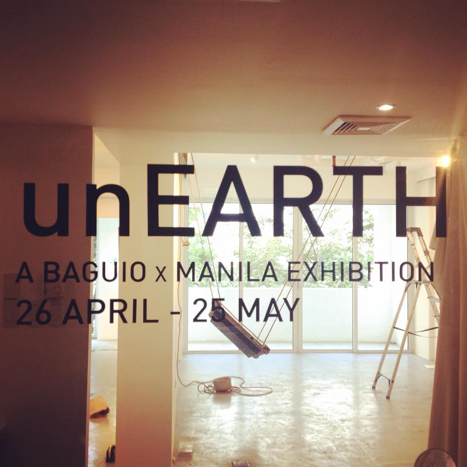 unEARTH: Baguio x Manila Group Show