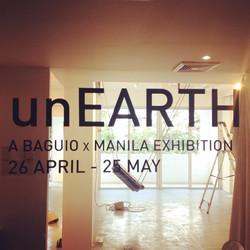 unEARTH: Baguio x Manila Group Show