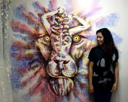Leo, the Lioness