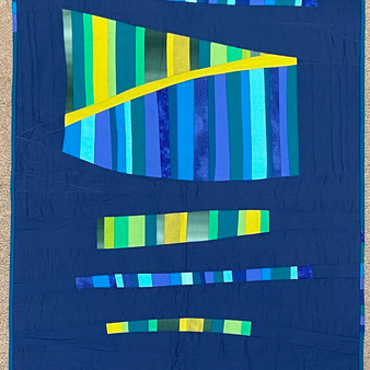 Scraps and Stripes by Kirsten Hosemann