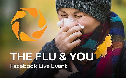 The Flu & You Facebook Live Event