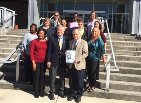 Marshall Space Flight Center Team Earns NASA Space Flight Awareness Team Award