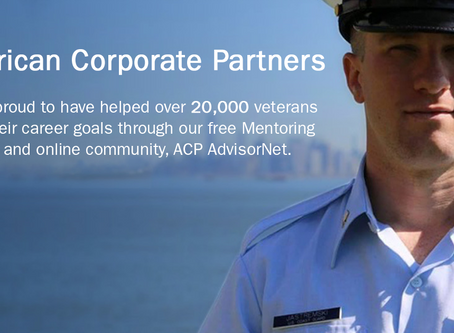 Team HPMC is honored to mentor our country's finest as they transition into the corporate world