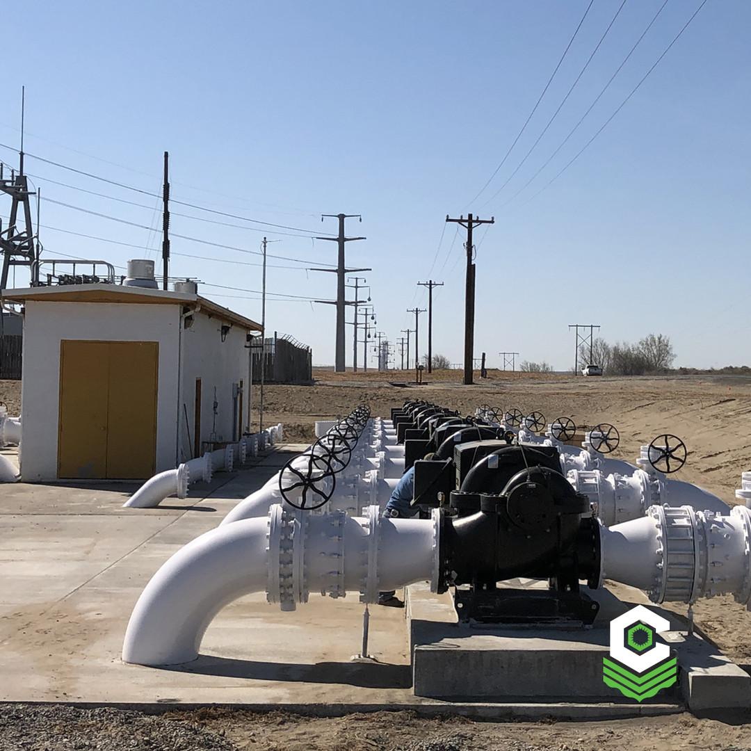 Irrigation Pump Stations
