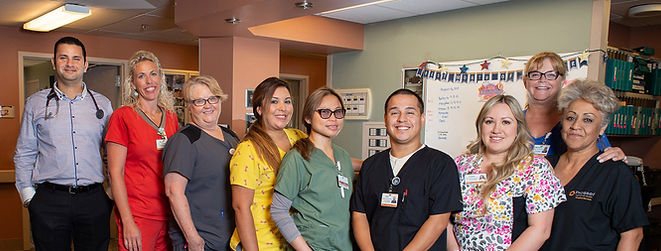 Prosser Memorial Health Acute Care Team