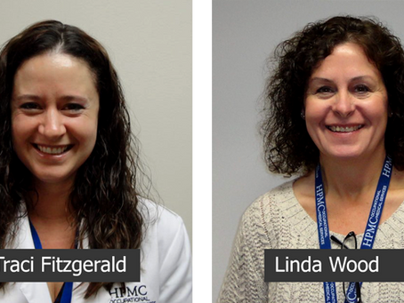 Congratulations Linda Wood and Traci Fitzgerald!