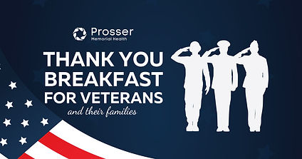 Thank You Breakfast for Veterans and Their Families