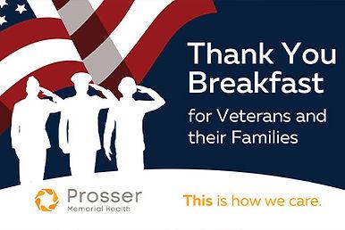 Veterans Day Breakfast
