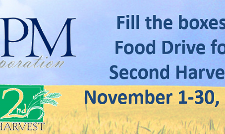Help Feed Hope: Team HPMC Partners with 2nd Harvest