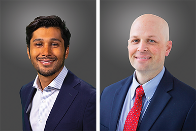 Dr. Bhatti and Dr. Strebel