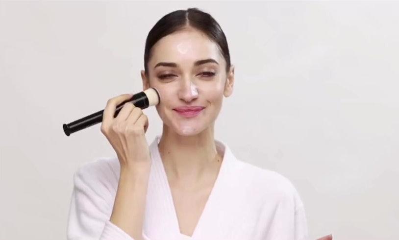 Pinceau de maquillage électrique 3 EN 1
