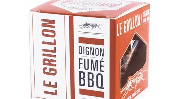 Grillons oignons fumé barbecue