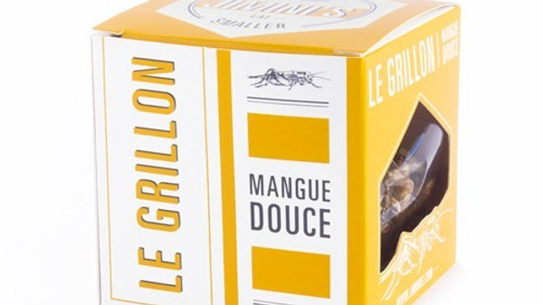 Grillons Mangue Douce