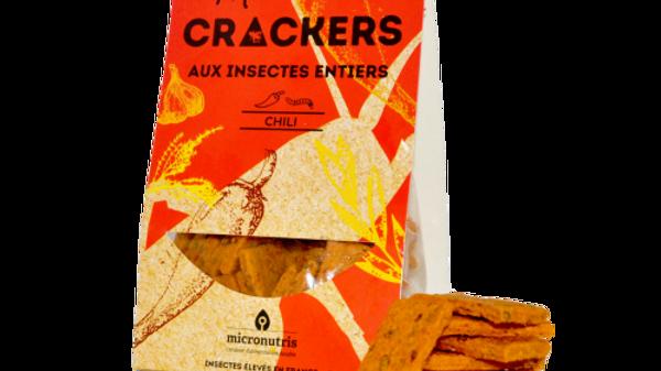Crackers chili
