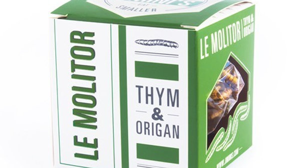 Molitor thym et origan