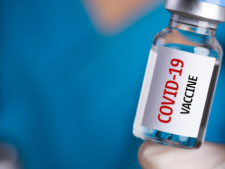COVID-19 VACCINATION APPOINTMENTS ARE AVAILABLE