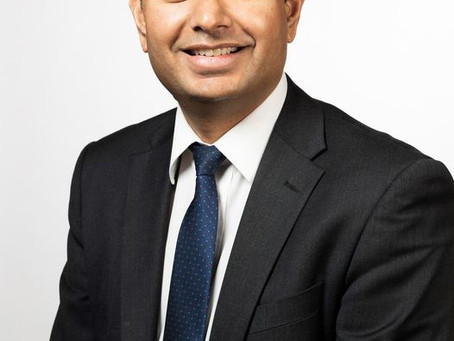 Meet our new Cardiologist- Dr Siddharth Trivedi