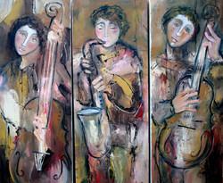 1664A Three Four Jazz