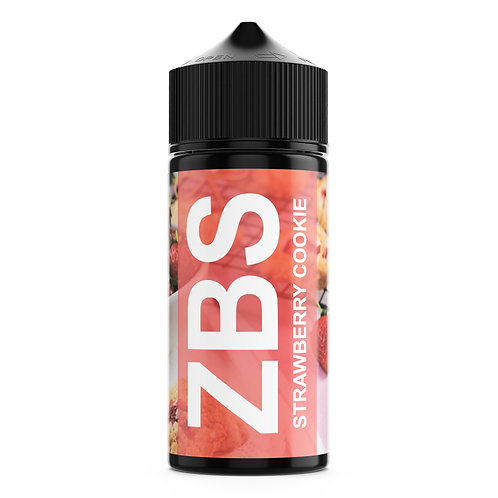 ZBS STRAWBERRY COOKIE