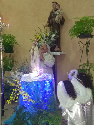 Bodas de Ouro de Ir. Josefa Maria