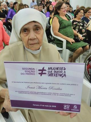 Prêmio mulheres que fazem a diferença