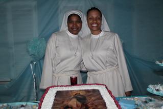 Profissão Religiosa na Congregação das Irmãs Franciscanas do Sagrado Coração de Jesus