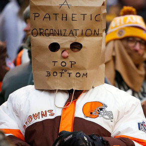 Why do the Cleveland Browns lose so much?
