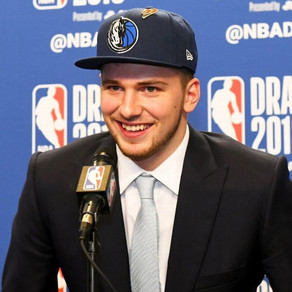 Luka Doncic comes to America