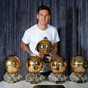 How Lionel Messi Became the Greatest Player of All Time