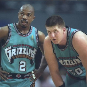 What on earth happened to the Vancouver Grizzlies?