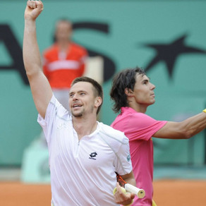 The man who shocked Rafael Nadal on Clay