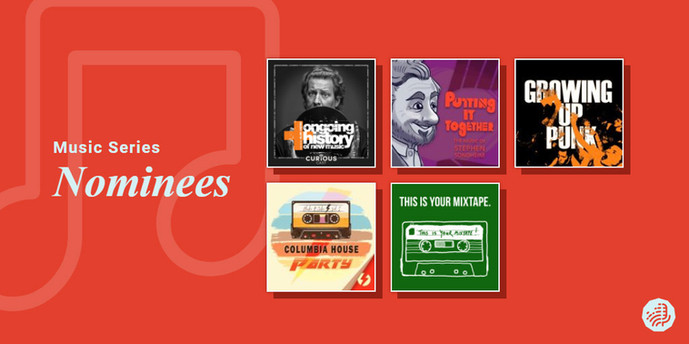 Canadian Podcast Awards: Best Music Podcast