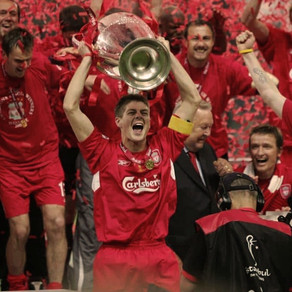 Liverpool, AC Milan and The Miracle In Istanbul