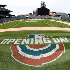 Our favourite moments from Baseball's Opening Day