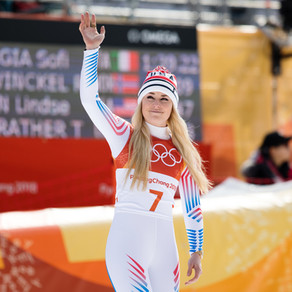 Lindsey Vonn - The Greatest US Skier of all time